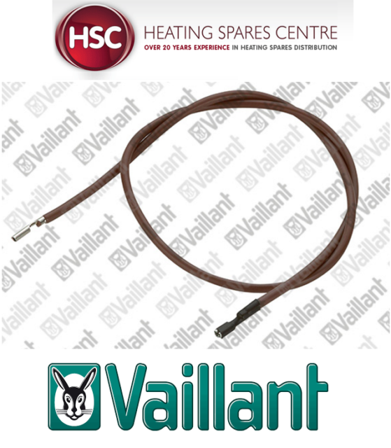 VAILLANT THERMOCOMPACT VU 142 182 242 282 IGNITION ELECTRODE HT LEAD 0020107741