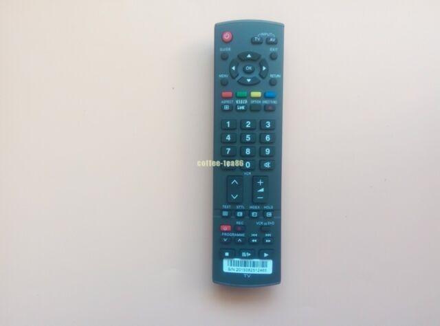 Remote Control For Panasonic N2QAYB000593 N2QAYB000570 LCD TV