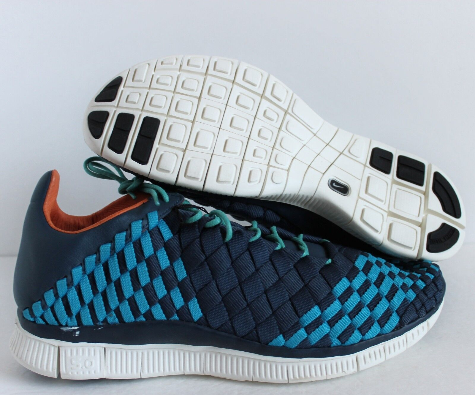 The latest discount shoes for men and women NIKE FREE INNEVA WOVEN SQUADRON BLUE Price reduction
