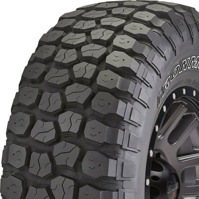 1 New 35X12.50R17 F 12 ply Ironman All Country MT Mud Terrain 35X1250 17 Tire
