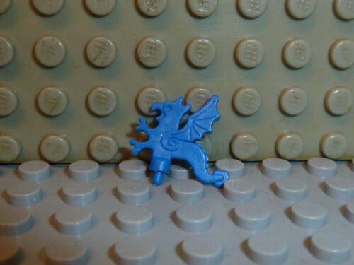 Lego ® Chevalier 1x helmschmuck x47 Bleu Blue Bijoux Plume Dragon pour personnages k292