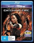 The Hunger Games - Catching Fire (Blu-ray, 2014)