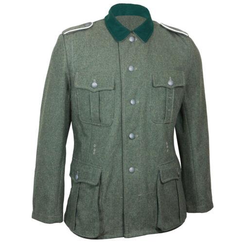 German Army M36 Field Grey Wool Tunic WW2 Repro Uniform Jacket Military New
