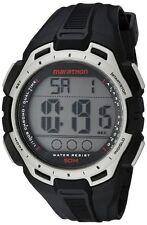 Timex TW5K94600, Men's Marathon Watch, Indiglo, Alarm, Stopwatch, TW5K94600M6