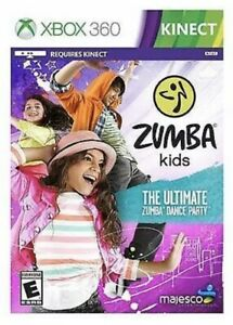 Zumba-Kids-Xbox-360-Kinect-Game-The-Ultimate-Dance-Party-For-Workout-exercise