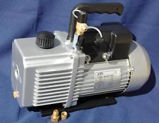 2-Stage Rotary Vane Deep Vacuum Pump 6CFM Epoxy Resin Infusion Bagging+AC/HVAC/R