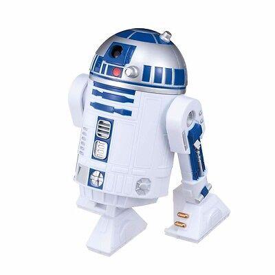 New Star Wars R2-D2 Air freshener Car Auto Mascot Cologne figure White Musk