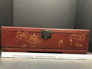 Never Used Bombay Company Vintage Mah Jongg Set