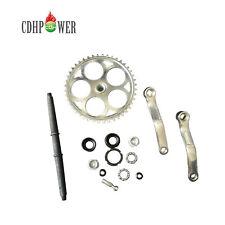 36T Wide Crank Assembly kit-3pcs,for 2-stroke and 4-stroke motor-Motorized bike