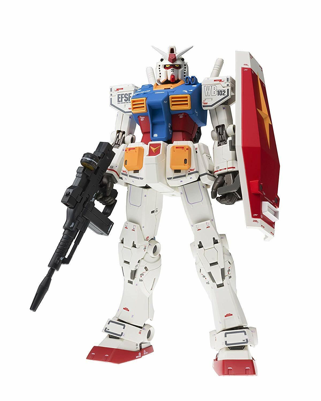 Gundam Fixierung Figuration Metall Verbundstoff RX 78 02 40th Anniversary