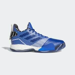 Adidas Hommes Basketball T-mac millénaire Boost Chaussures/Baskets Bleu Royal/Blanc