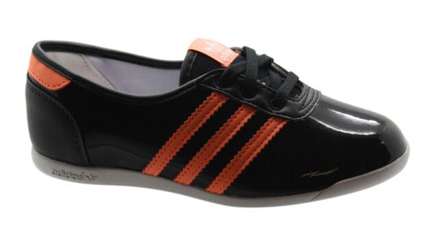 88e54e88aab Adidas Forum Slipper 2.0 Unisex Kids Juniors Ballet Shoes Black B25031 U36