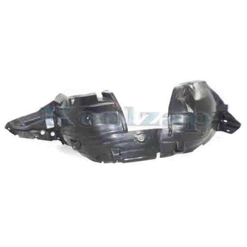 For 07-12 Sentra Front Splash Shield Inner Fender Liner Panel Left Driver Side