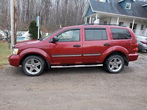 2008 Dodge Durango SLT
