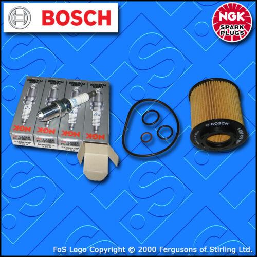E46 318I N42 Filtre à Huile Bougies 2001-2005 Service Kit Pour BMW Série 3