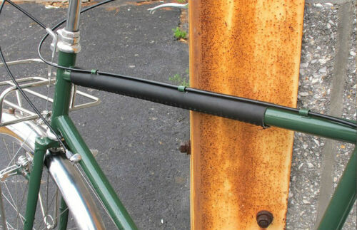 Velo Orange Leder Oberteil Schlauch Schutz Für 25.4mm Hergestellt IN Den USA