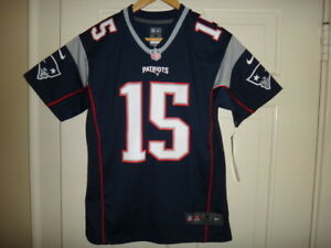 Details about Youth Nike Chris Hogan #15 New England Patriots NFL Team Color Game Jersey