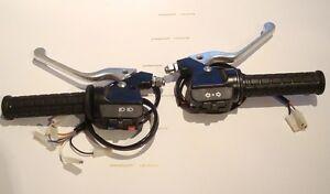 Puch Monza Racing Ranger Imola Cobra BLOCK Griffe Griffgummi 22//24 x 110 mm Karo