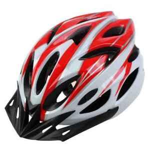 Casco de bicicleta seguridad para adultos ciclismo caminata con visera R6v2