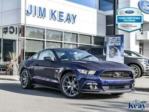 2015 Ford Mustang GT GT 50 Years Limited Edition