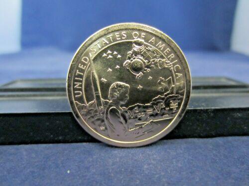 2019-D One Dollar Sacagawea Dollar MS UNC contributions to U.S SPACE PROGRAM $1