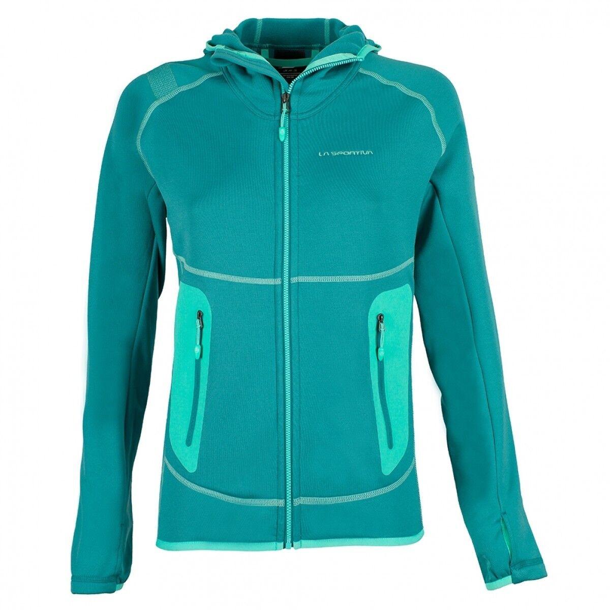 La Sportiva Women Avail 2.0 Hoody (M) Emerald
