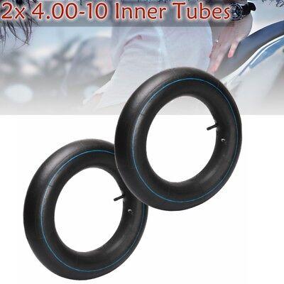 10 Scooter Tyre Inner Tube 4.00-10 400-10 400x10 Straight Valve Scooter Wheel