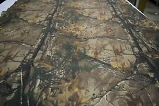 "2NDS FABRIC 2 YARDS REALTREE XTRA NON WOVEN SPUN LACE CAMOUFLAGE 56"" WIDE CAMO"