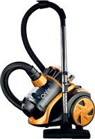 Brand Onix 2000w Cyclonic Bagless Vacuum Cleaner 2l Dust Canister Hepa