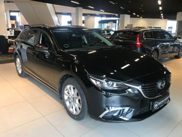 Mazda 6 2,0 SkyActiv-G 165 Vision stc. billede 0