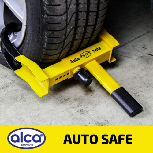 Anti-theft wheel clamp tyre lock car van motorhome trailer OFFROAD VEHICLE KEYS