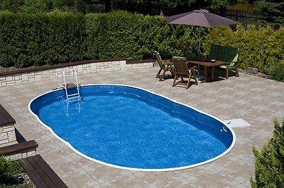 Easy Build Swimming Pool Kit full package for the DIY person 24ft x 12ft    eBay