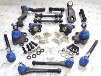 14pcs 88-92 Chevy K1500 K2500 Front Suspension Kit K6291/92 Es2838 K6390 K80631