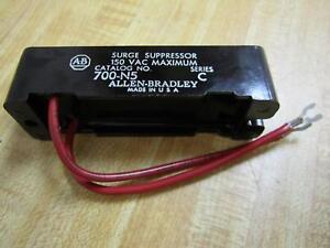 Allen Bradley 700-N5 Surge Suppressor 700N5 Series C (Pack of 2)