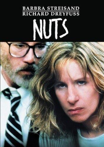 Nuts (1987) (2017, DVD NEUF) (RÉGION 1)
