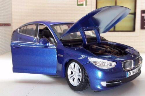 Spielzeugautos BMW 2010 5 Series GT Gran Turismo F01 1:24 skala-modelle detaillierte Motor