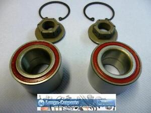 2x-Kit-Roulement-de-Roue-Arriere-Essieu-Gauche-Ford-Fiesta-V-Jh-Jd-avec