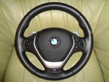 ORIGINAL M PAK LEDERLENKRAD DSG STEERING WHEEL BMW F20 F21 F22 F30 F31 F33 F34