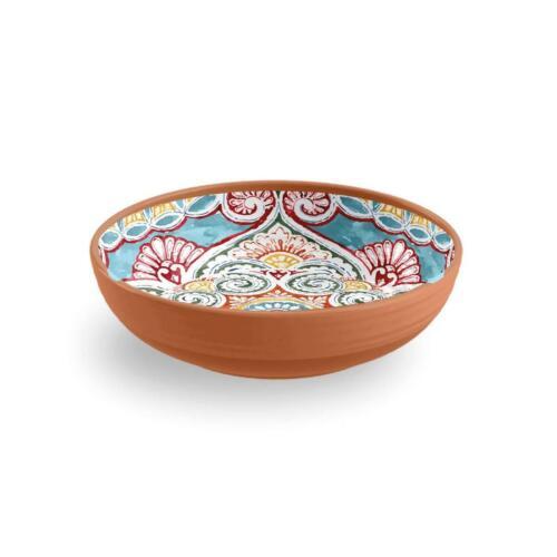 Epicurean Rio Corte Bowl x1 Outdoor Plastic//Melamine Cereal//Pudding//Salad