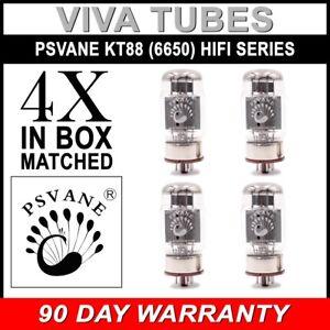 6550 Tube Data