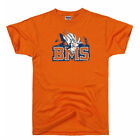 BMS Blue Mountain State tee The Goats Logo TV Series show Orange T-Shirt