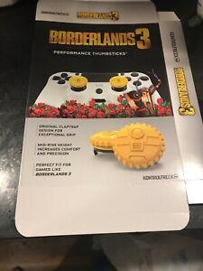 Borderlands-3-Performance-Thumb-Sticks-GameStop-Exclusive-Promo-Poster-Box