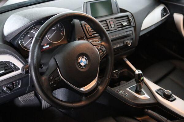 BMW 120d 2,0 aut. - billede 5