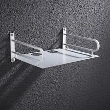 Wall Mount Aluminum Bracket Shelf Stand Rack For TV AV Componant Cable Box STB