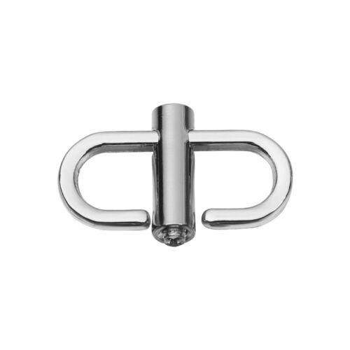 Details about  /Metal Buckle Length Shorten Clip Bag Strap Linker Bag Chain Adjusting Buckle