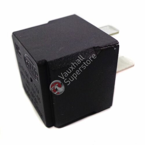 GENUINE NEW VAUXHALL MULTI USE AND MODEL BLACK RELAY 13171831