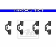 1211Q Zubehörsatz Scheibenbremsbelag für Bremsanlage Hinterachse A.B.S