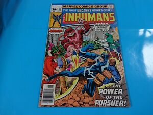 inhumans-11-issue-marvel-Comic-book-1st-print