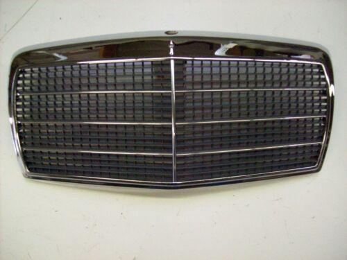 79-92 Mercedes W126 280SE 380SE 420SE 500SE Kühlergrill kpl