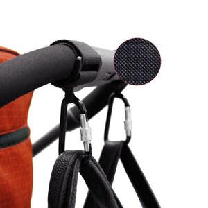 Baby-Pushchair-Stroller-Clip-Hooks-Buggy-Pram-Kid-Diaper-Bag-Hanger-Safe-Carrier